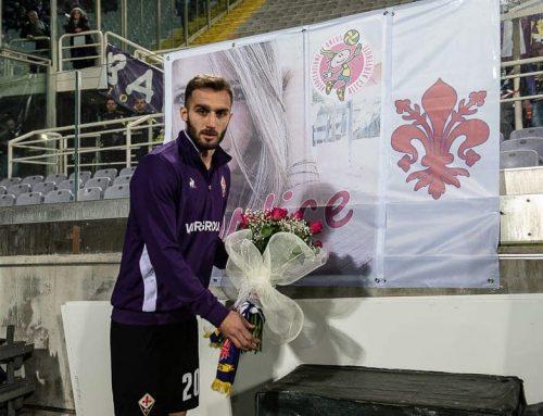 Grazie all' Acf Fiorentina e al popolo viola