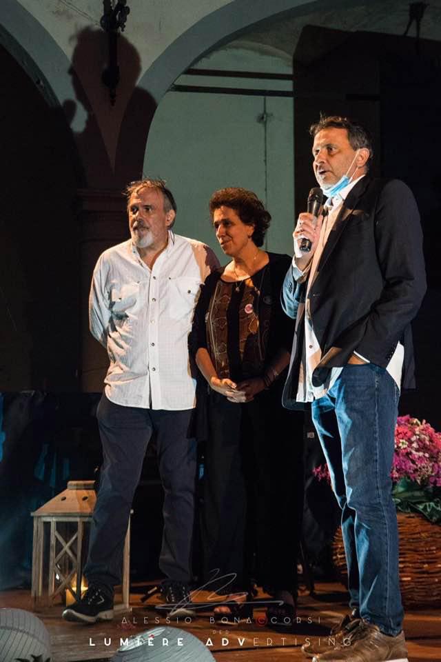 Il sindaco di Pescia Oreste Giurlani